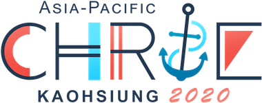 APacCHRIE 2020 in Kaohsiung City Logo